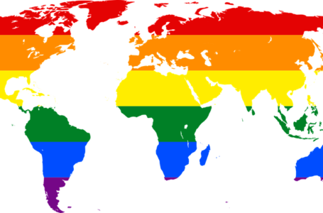 Taiwan more progressive on LGBT issues compared to China